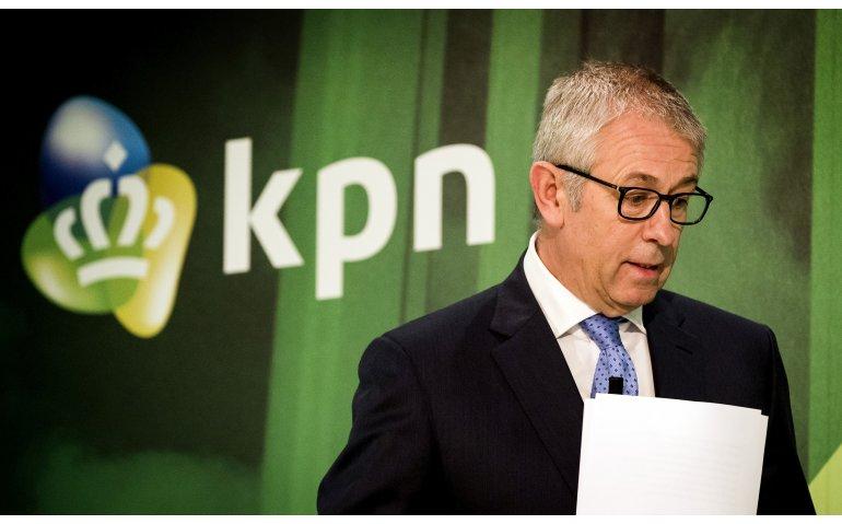 KPN verliest veel omzet, maar haalt wel tv-klanten binnen