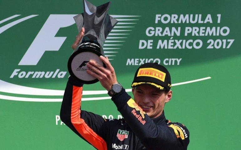 Ziggo Sport scoort met Formule 1-succes Max Verstappen
