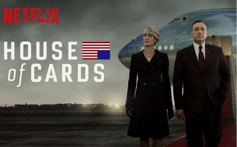 Netflix stopt met House of Cards