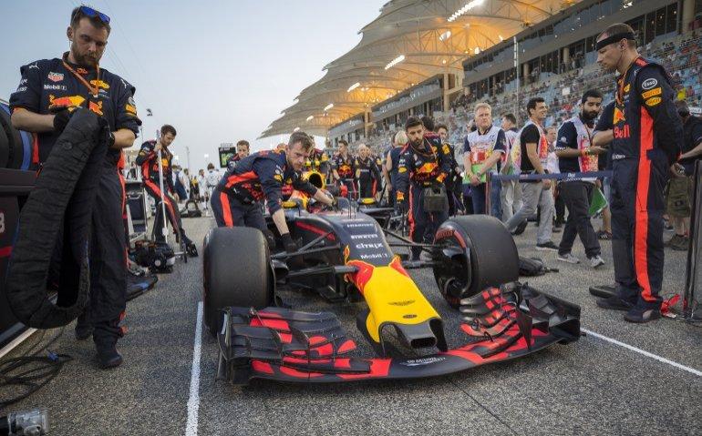 Onduidelijkheid over uitzendrechten Formule 1