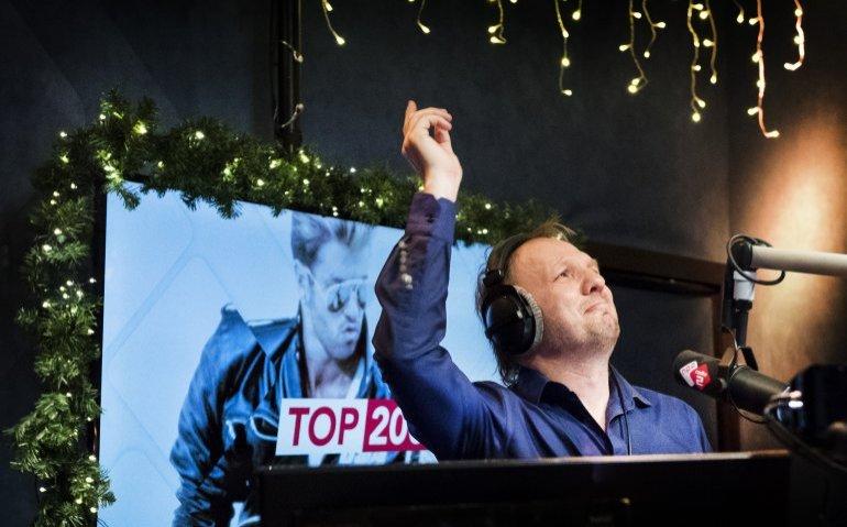 NPO Stenders-gate: Rob Stenders mogelijk later op NPO Radio 2 terug