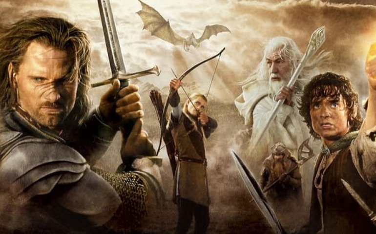 Amazon maakt tv-serie van Lord of the Rings