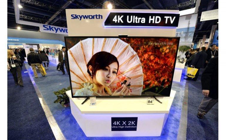 4K zet bij lineaire tv nauwelijks door