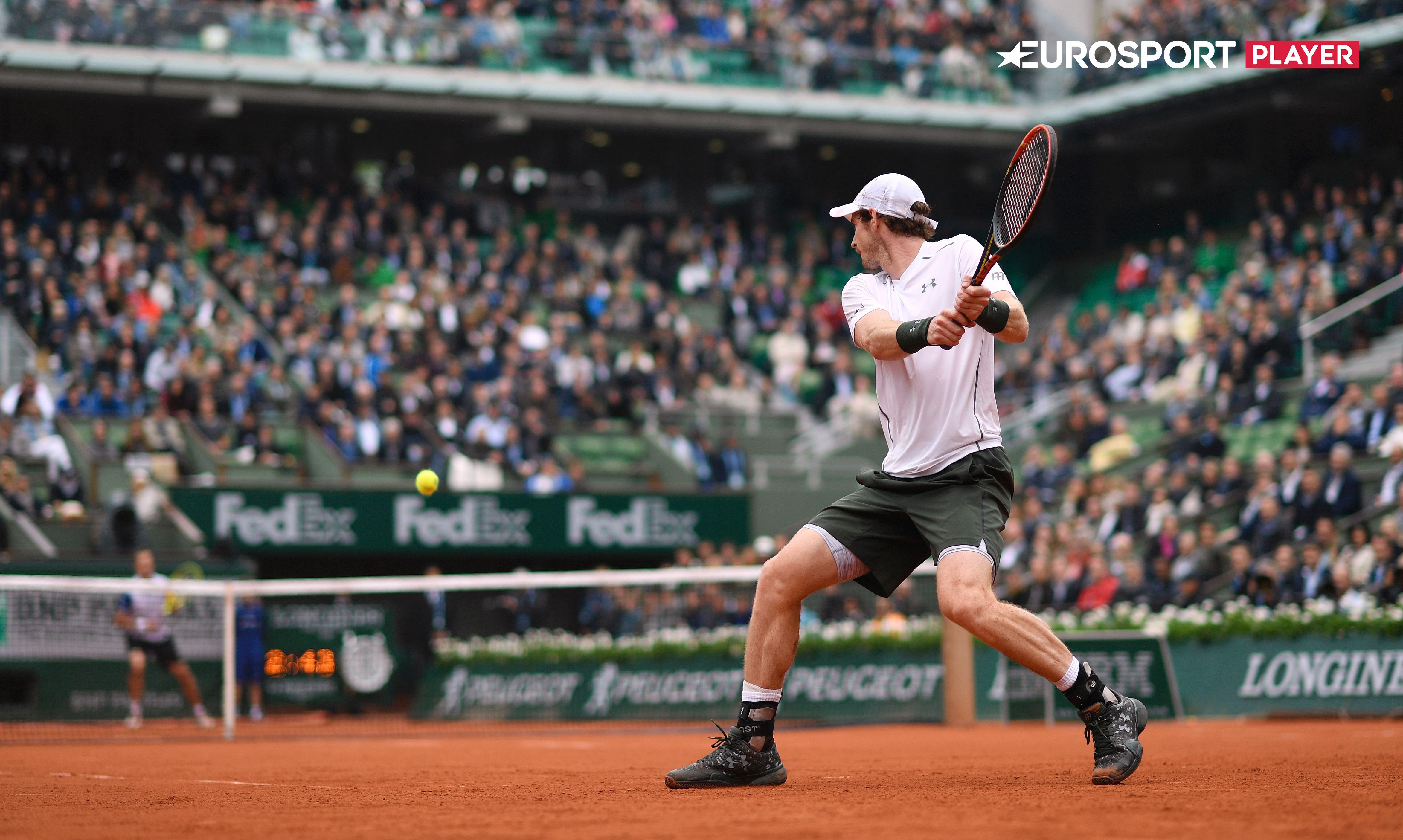 US Open tennis langer exclusief op Eurosport