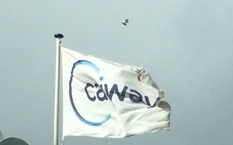 Delta neemt CIF en Caiway over