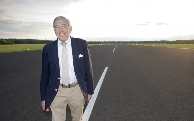 Man achter succes glasvezel in Nederland overleden