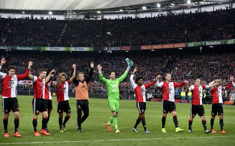 Manchester City – Feyenoord live op tv, radio en internet