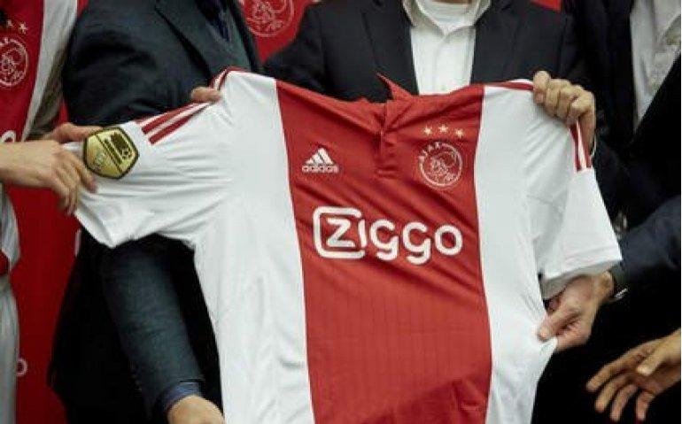 Ziggo bekendste shirtsponsor