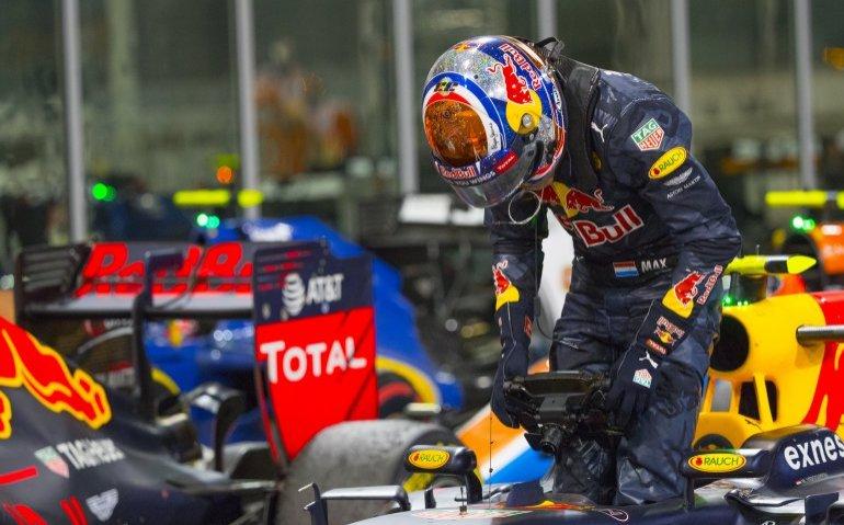 Formule 1 race Abu Dhabi met Max Verstappen live op tv