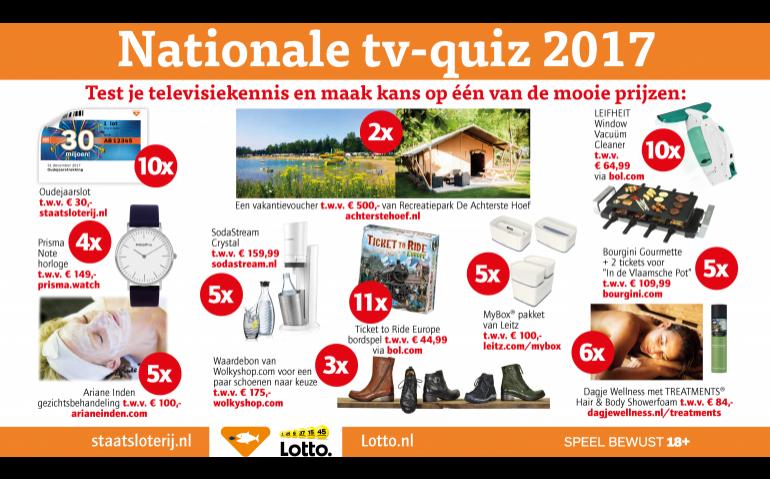 Nationale tv-quiz 2017