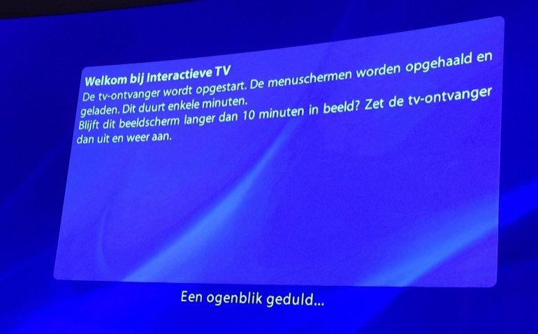 'HD op 1' bij KPN Interactieve TV vertraagd