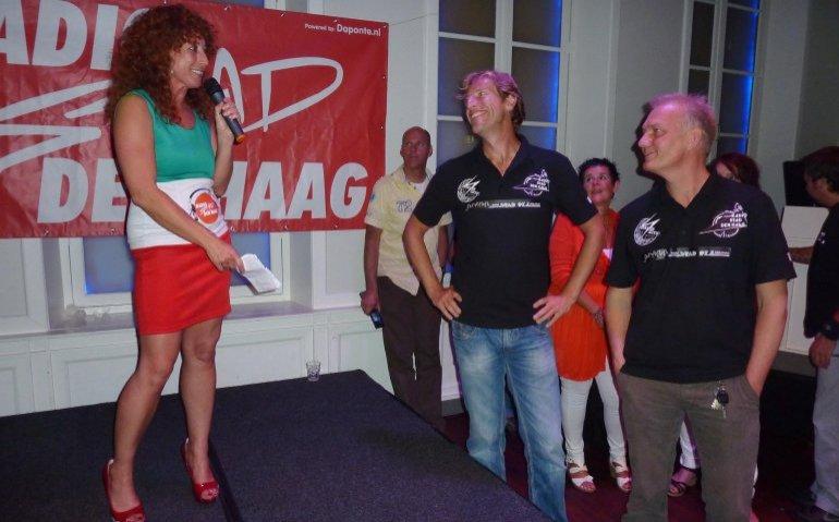 Haagse radiopiraat via DAB+ terug in de ether