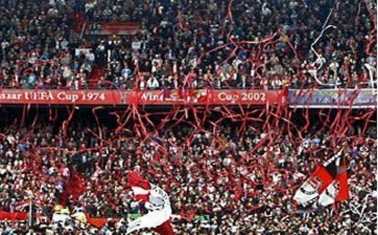 Laatste wedstrijd Feyenoord in Champions League live op tv, radio en internet