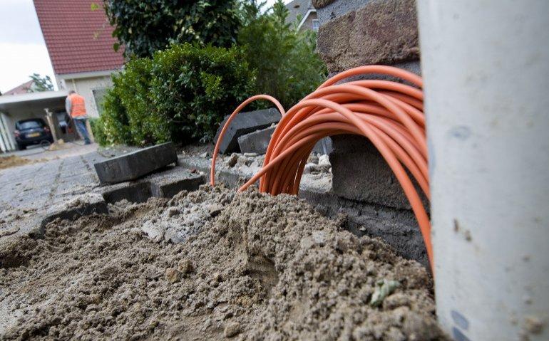 Ziggo kabel meer gebruikt dan glasvezel en koperdraad van KPN