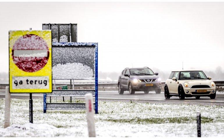Sneeuwval stoort vooral tv-ontvangst via satelliet