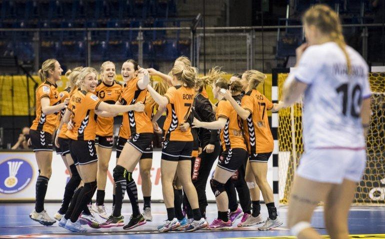Halve finale WK handbal Nederland – Noorwegen live op Ziggo Sport