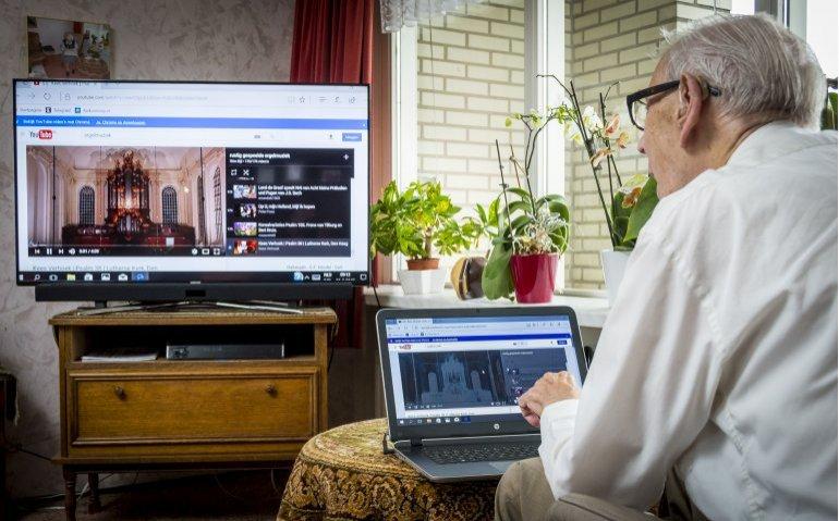 Vooral ouderen verslingerd aan analoge tv en radio Ziggo en Delta