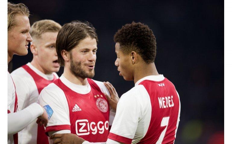 Ajax en Ziggo verlengen samenwerking tussentijds met een jaar