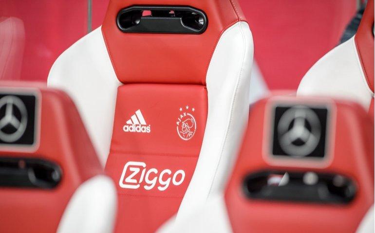 Oefenwedstrijden Ajax live op Ziggo Sport