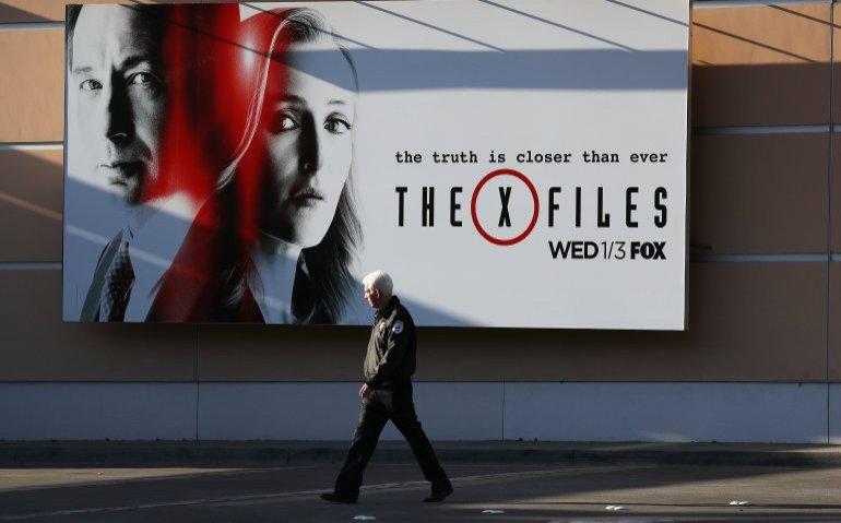 Nieuw seizoen The X-Files op FOX