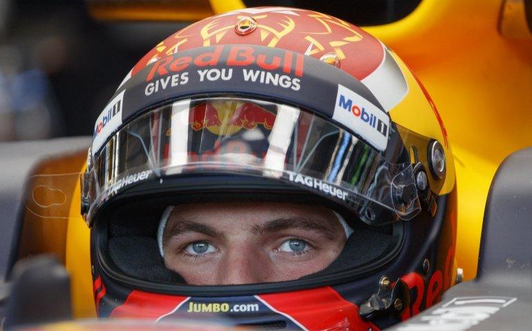 Interview Max Verstappen te zien op Ziggo Sport