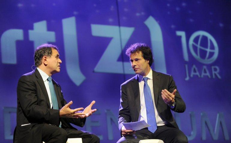 RTL Z ziet toekomst in online, lineair vooral kanaalslot vulling