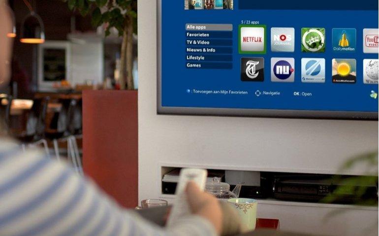 Menu Interactieve TV zorgt voor meer ergernis