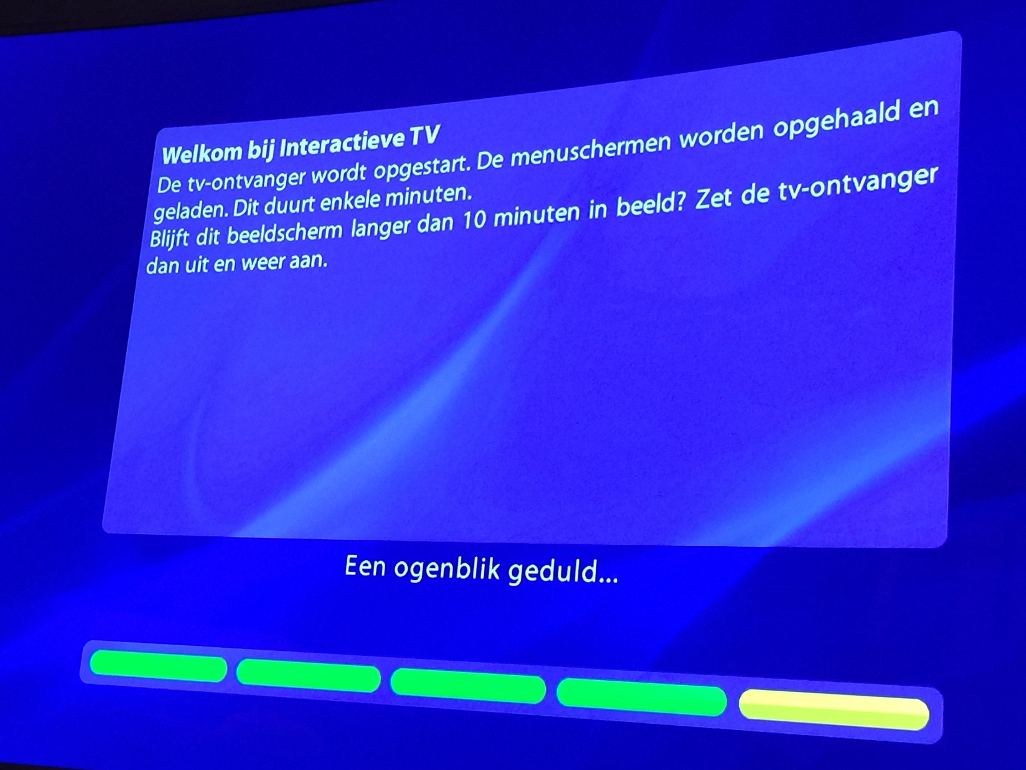 KPN blijft decoders Interactieve TV verbeteren