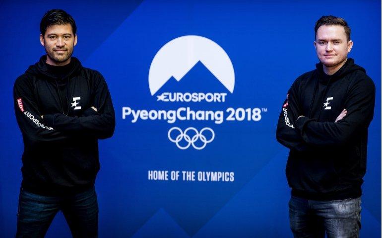 Extra Olympische kanalen Eurosport exclusief bij Ziggo