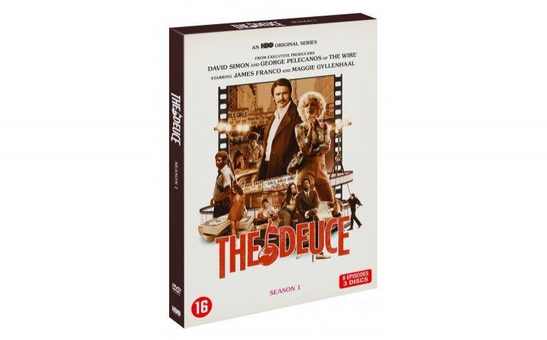 4X DVD THE DEUCE S1