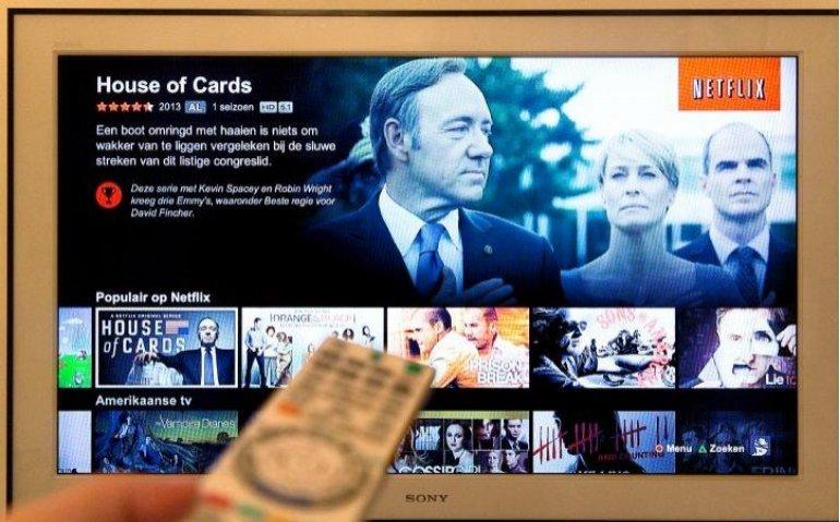 KPN verslaat Ziggo met Netflix