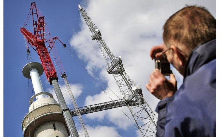 VolkerWessels begint ombouw Digitenne-zenderpark naar DVB-T2