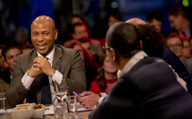 Humberto Tan stopt met RTL Late Night