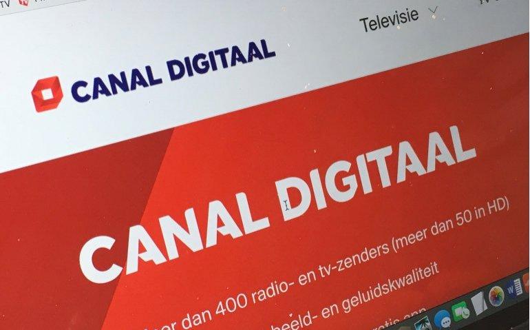 Zenderwijziging Canal Digitaal