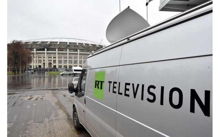 Russia Today dreigt Britse licentie te verliezen na politieke rel