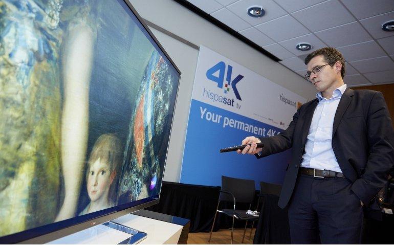 '4K Ultra HD volgende stap in vernieuwingstraject Ziggo'