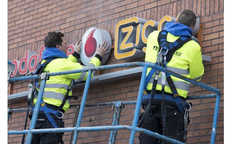 Zelfstandige Ziggo-winkels sluiten door samengaan met Vodafone
