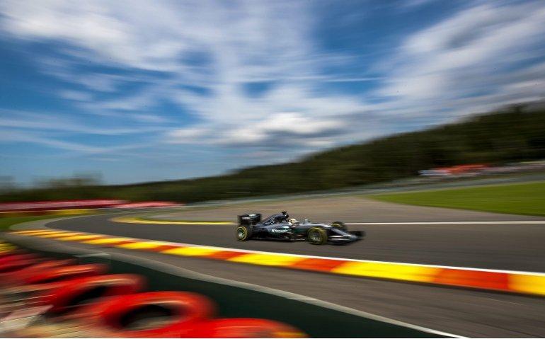 Samenwerking Formule 1 en Netflix