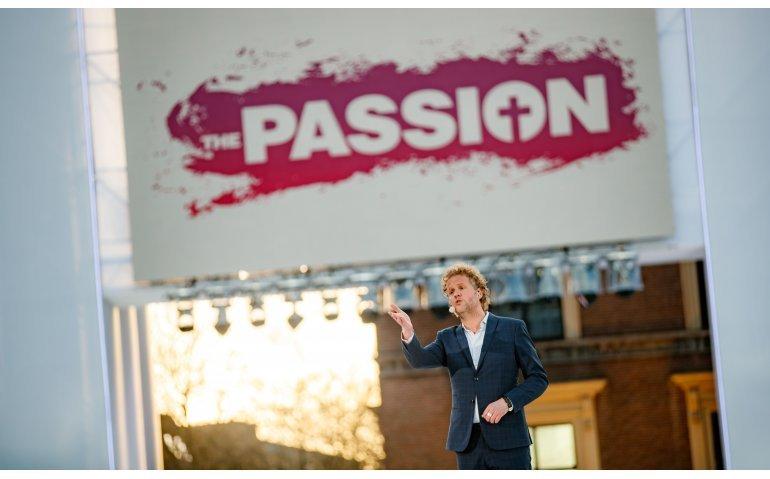 The Passion dit jaar ook met audiodescriptie op NPO Radio 2