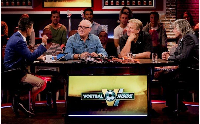 John de Mol kaapt trio Voetbal Inside bij RTL weg
