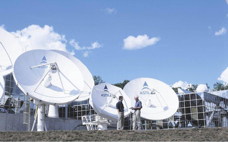 Satellieten SES bereiken miljard kijkers