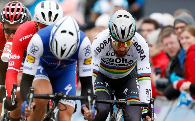 Wielrennen Hel van het Noorden Parijs - Roubaix live op tv, radio en online