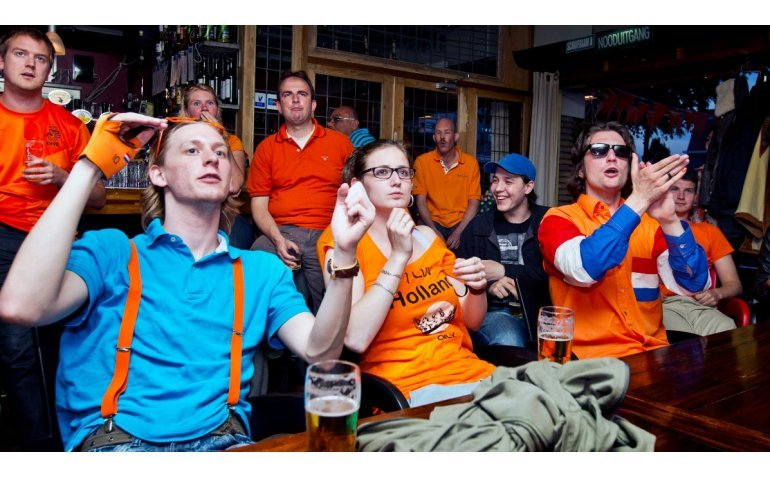 Kwalificatie WK Oranje Leeuwinnen op SBS9