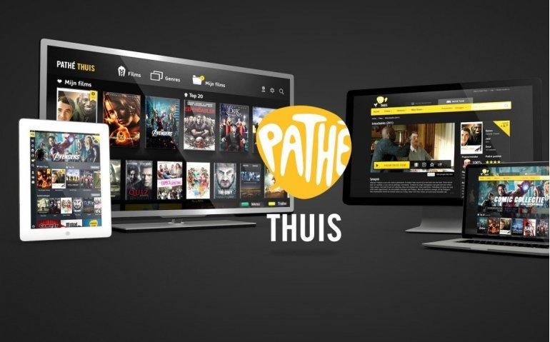 Online films kijken met Pathé Thuis wint aan populariteit