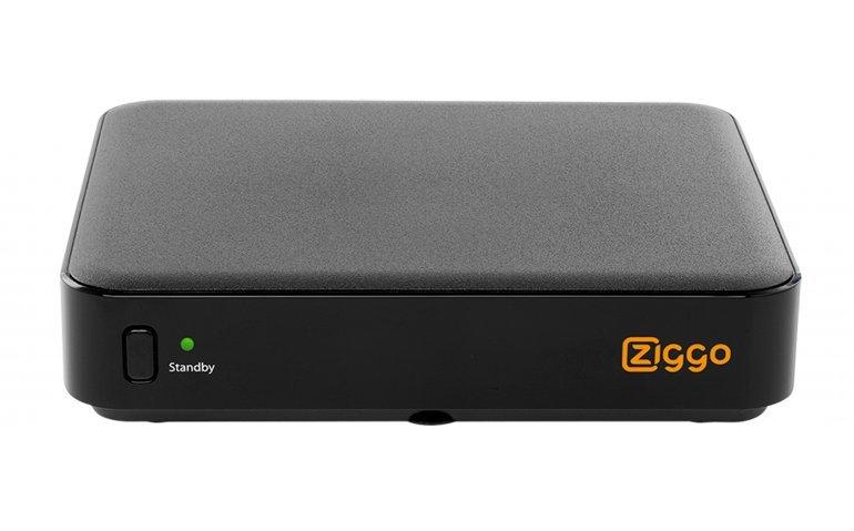 Test Ziggo Humax Irhd 5500c Kabelontvanger Totaal Tv