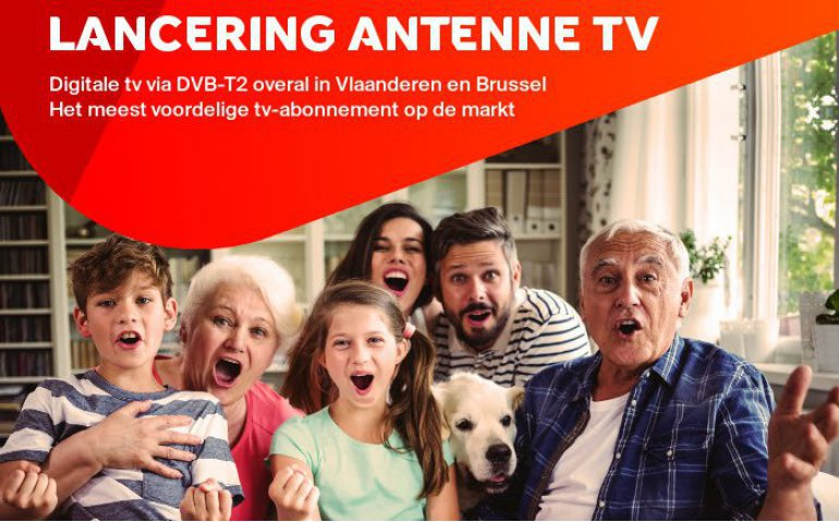 TV Vlaanderen botst met VRT over Antenne TV