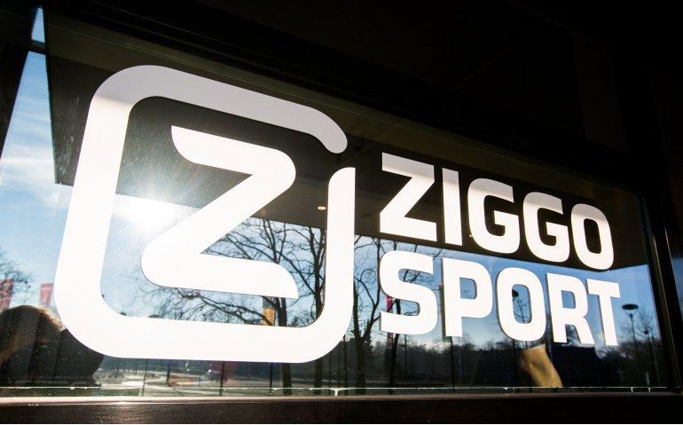 Inval bij Ziggo Sport inzake uitzendrechten