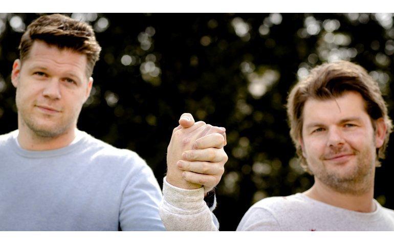 Coen en Sander blijven bij Radio 538