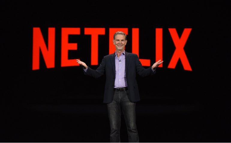 Netflix blijft succesnummer