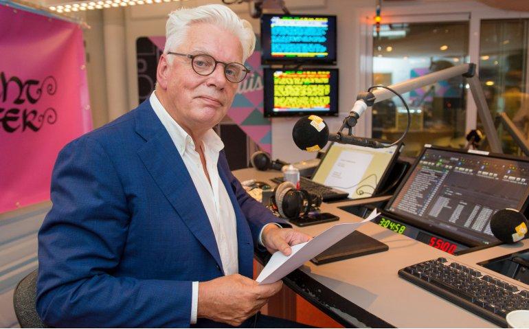 John de Mol polst Jan Slagter voor Talpa TV